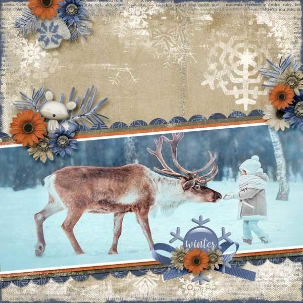 Winter Is Coming  by Jen Yurko