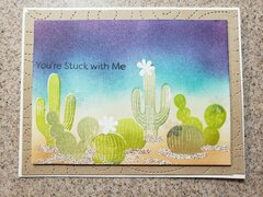 Cactus-You're Stuck with me two version