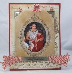 Christmas Card-Naughty or Nice