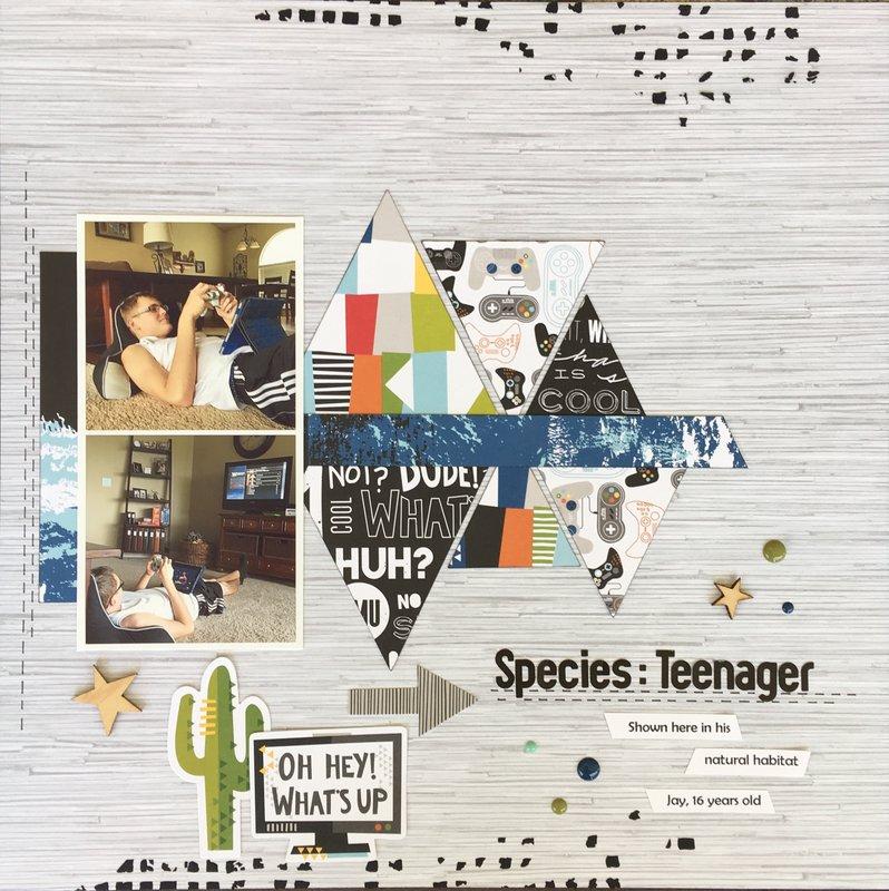 Species: Teenager
