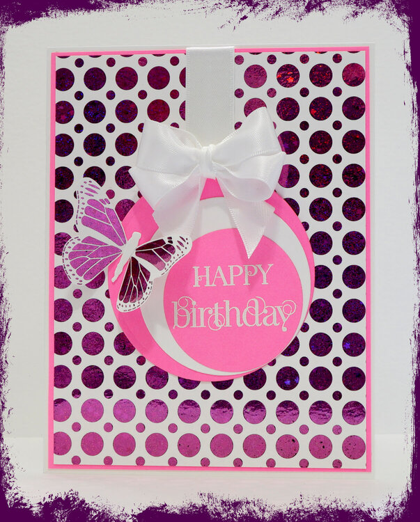 A Pretty in Pink Birthday