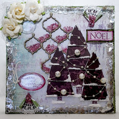 A Little Shabby Chic Christmas