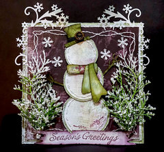 Snowman's Season Greetings