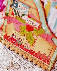 mini cards holder