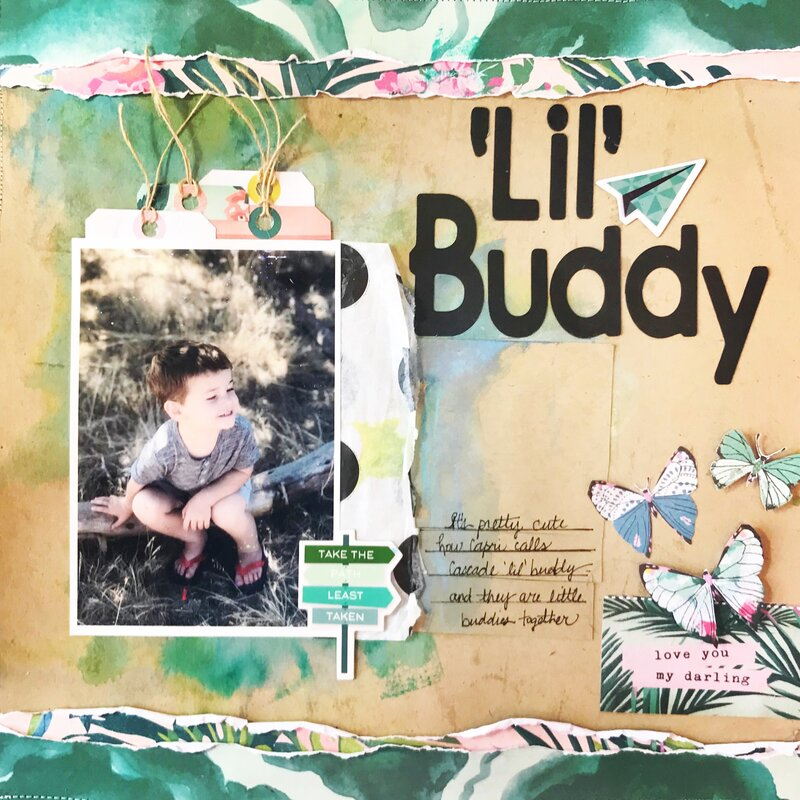 ~'Lil' Buddy~