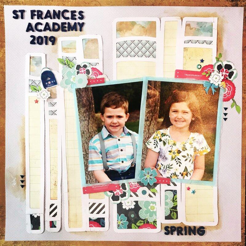 ~St. Frances Academy~