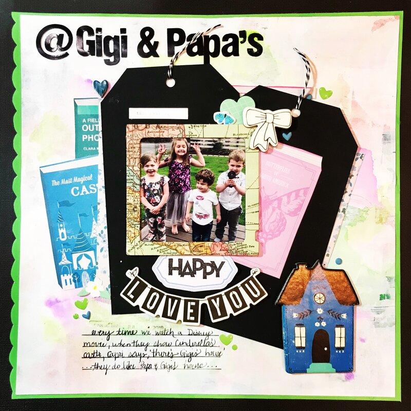 ~@ Gigi & Papa's~