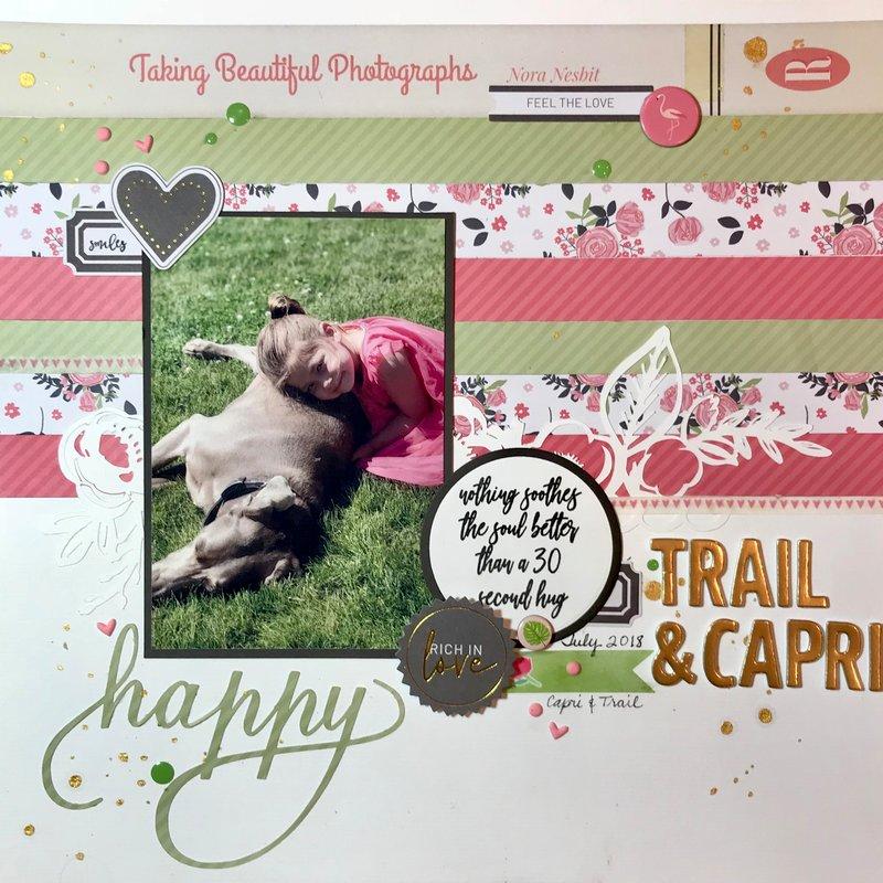 ~Trail & Capri~
