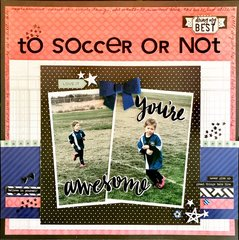 ~To Soccer Or Not~