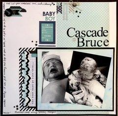 ~Cascade Bruce~