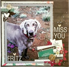 ~Miss You Fritz~