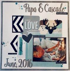 ~Papa & Cascade~