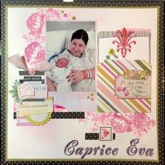 ~CAprice Eva~