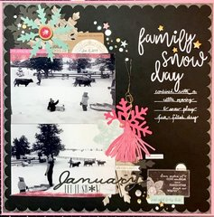 ~FAMILY SNOW DAY~