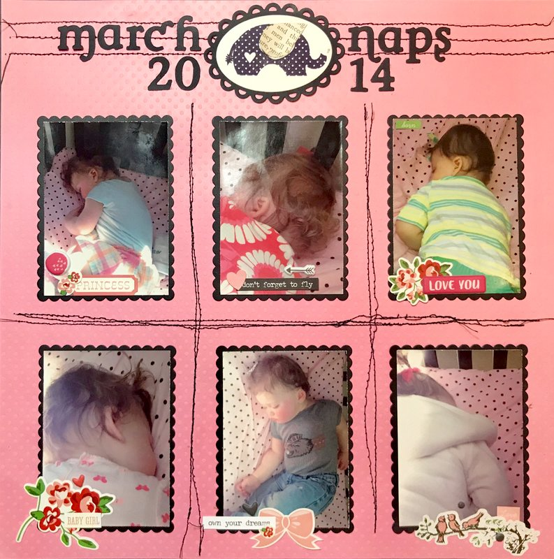 ~March Naps~