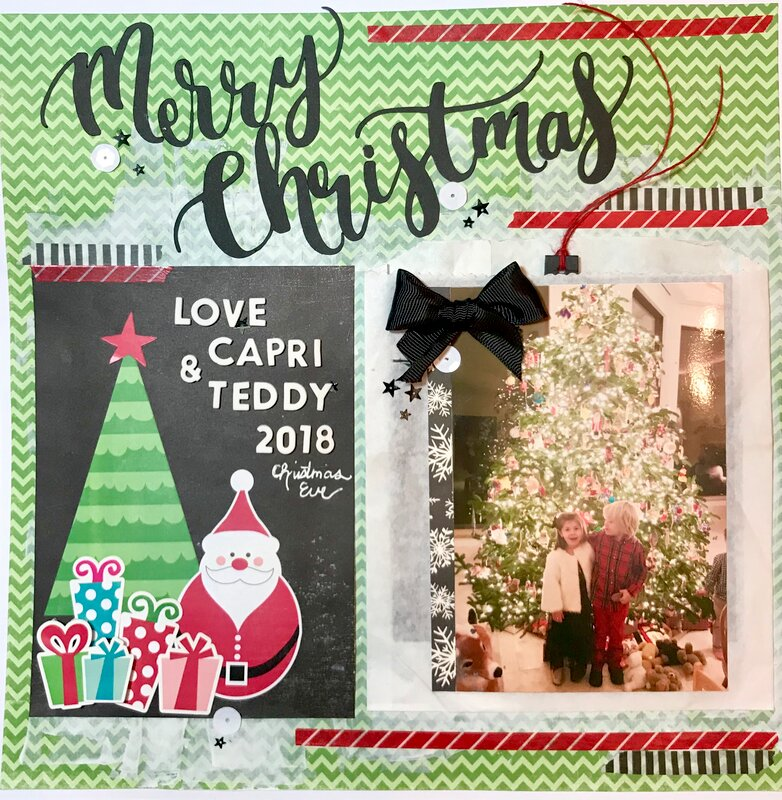 ~Merry Christmas, Love, Capri & Teddy~
