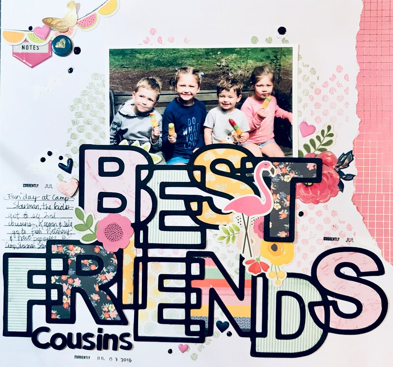 ~Best Friends, Cousins~