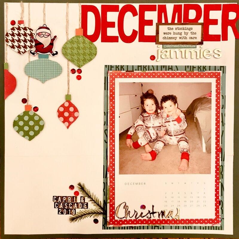 ~Christmas Jammies~