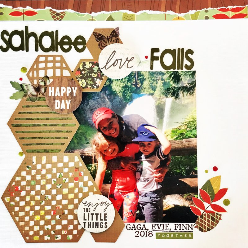 Sahalee Falls
