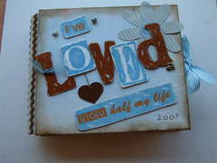 Scrapbook For A Guy