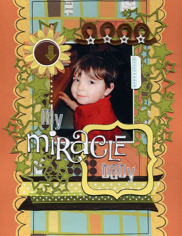 my miracle baby My baby boy is a miracle quotes - 1 there are two ways to live: you can live as if nothing is a miracle you can live as if everything is a miracle read more quotes and sayings about my baby boy is a miracle.