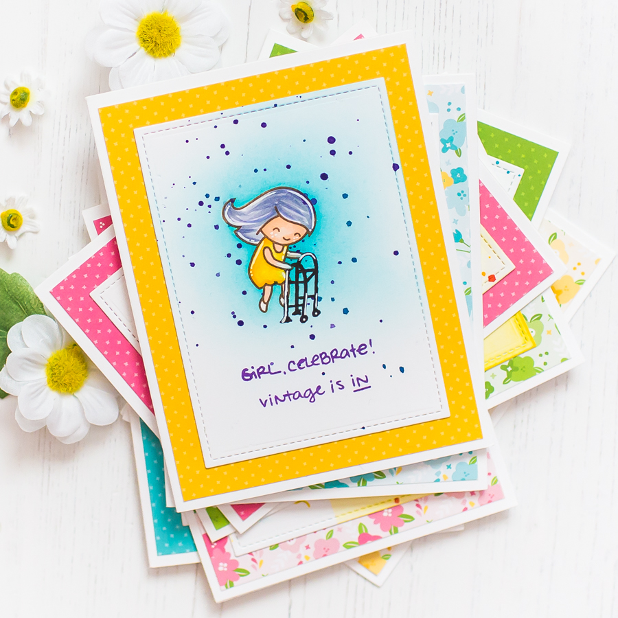 Easy Birthday Cards