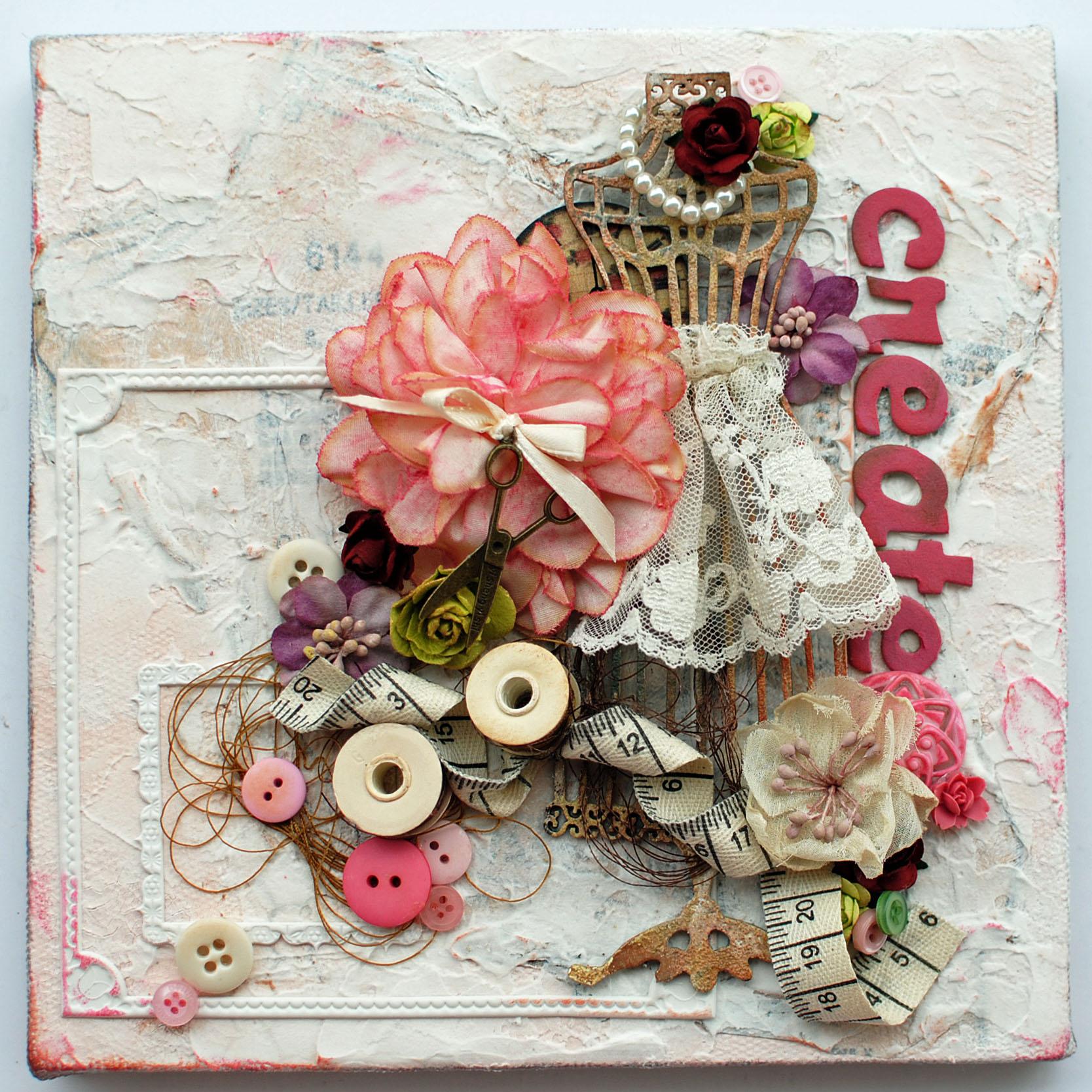 Create.My Creative Scrapbook