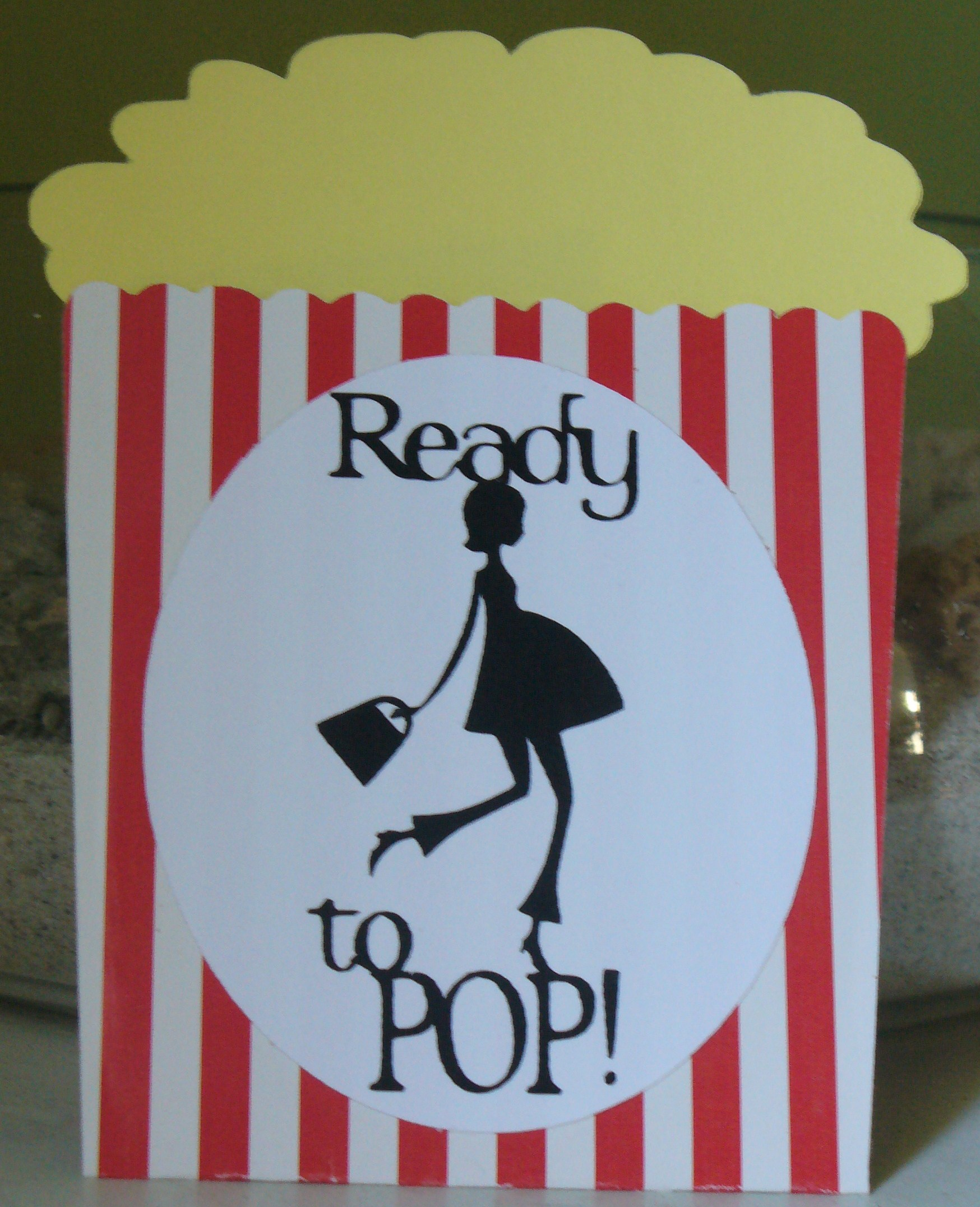 to Pop Baby Shower Invitation