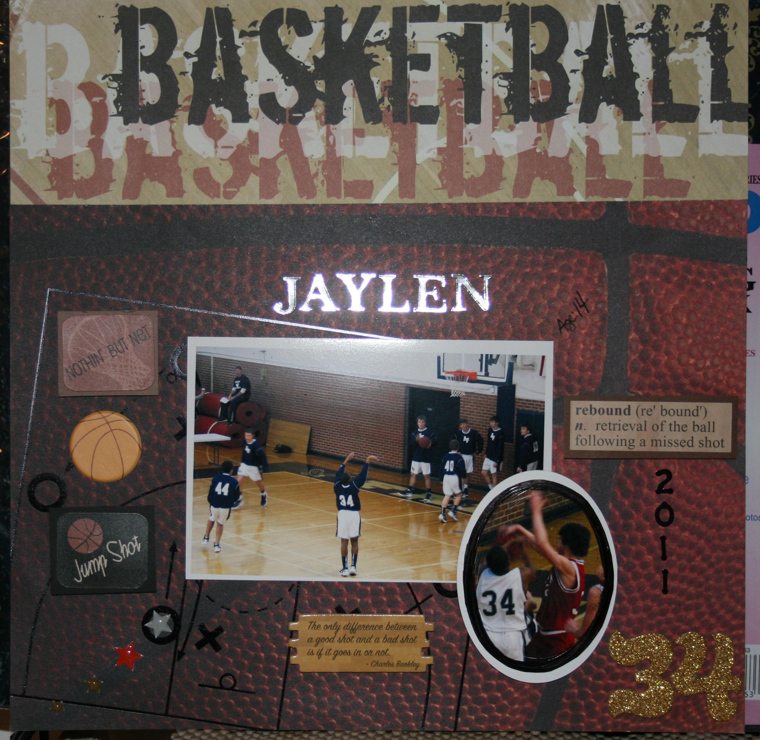 High School Freshman Year Jv Basketball