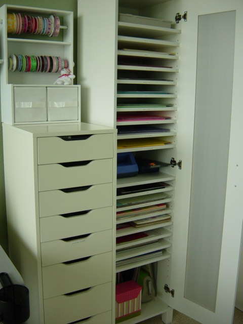 Paper cabinet for Room paper