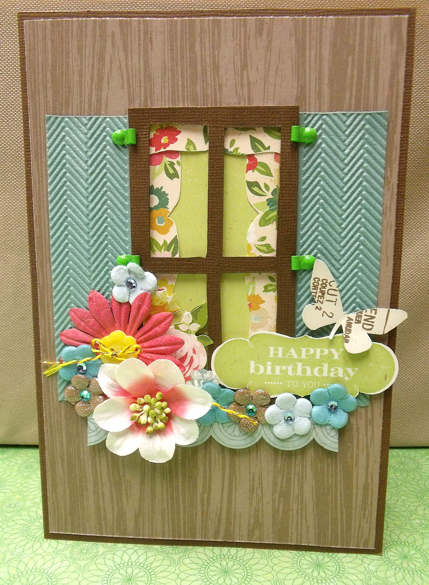 Scrap utopia scrapbooking resume summer window card summer 2013 m4hsunfo Images
