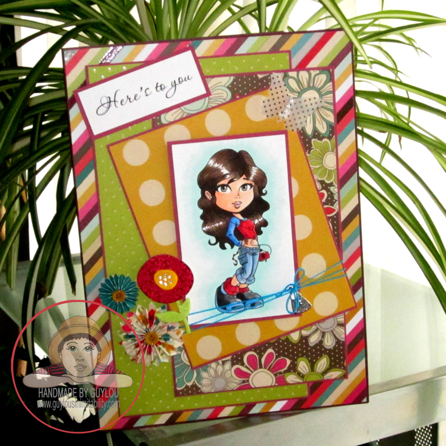 Scrapbook ideas goodbye - Farewell Card For A Co Worker