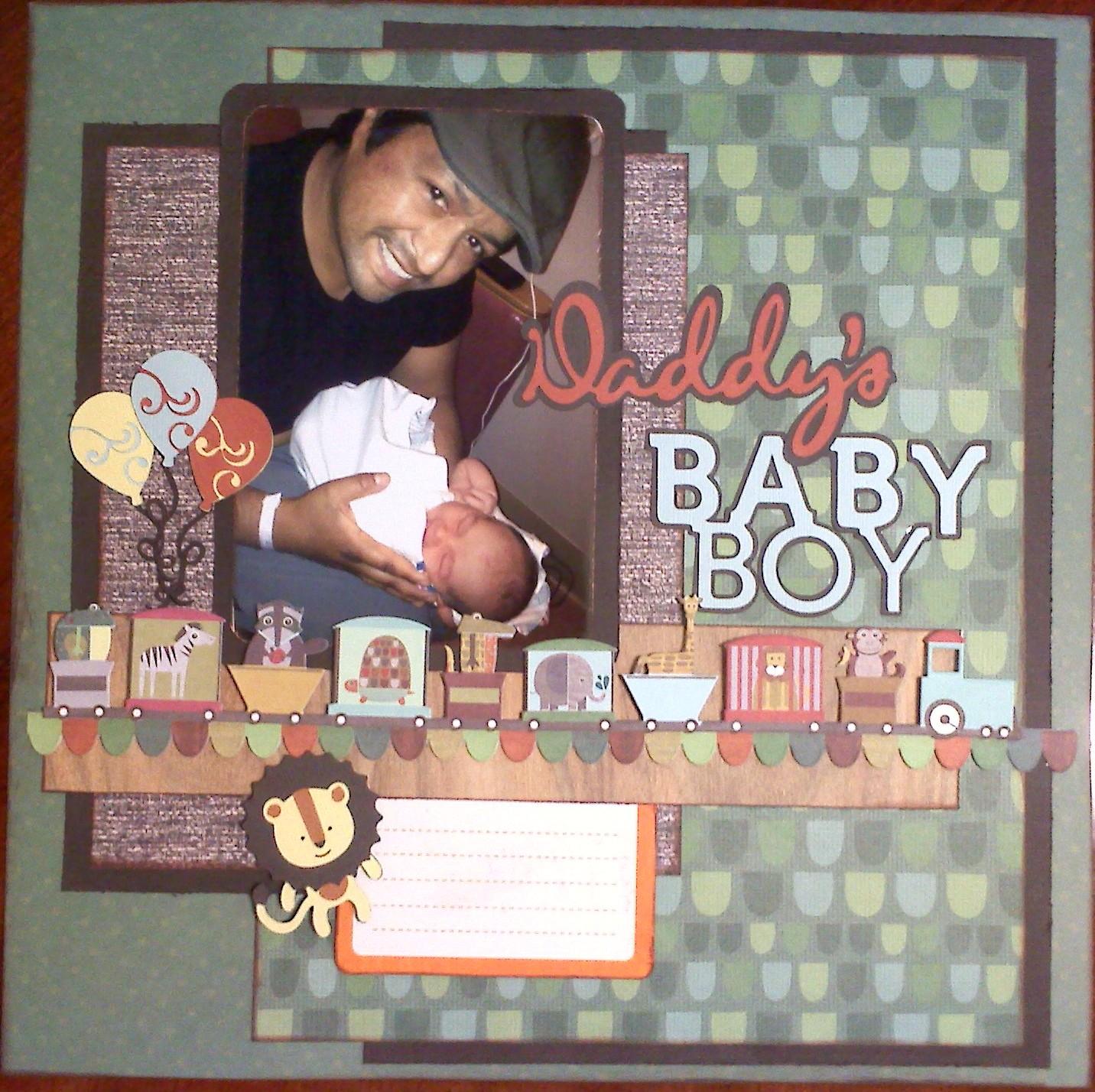 Daddys Baby Boy