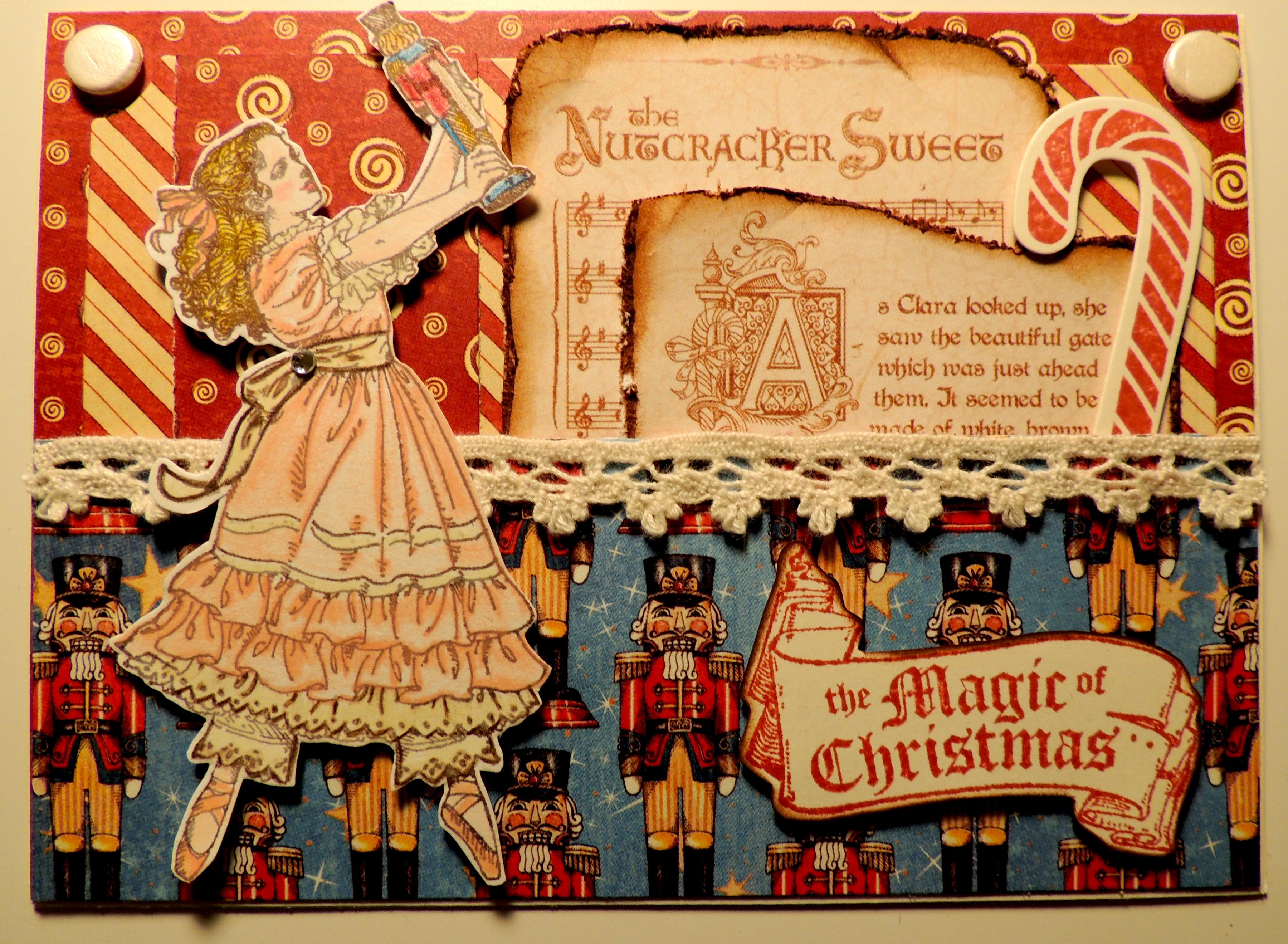 Graphic 45 - Hampton Art - Nutcracker Sweet Collection - Christmas ...