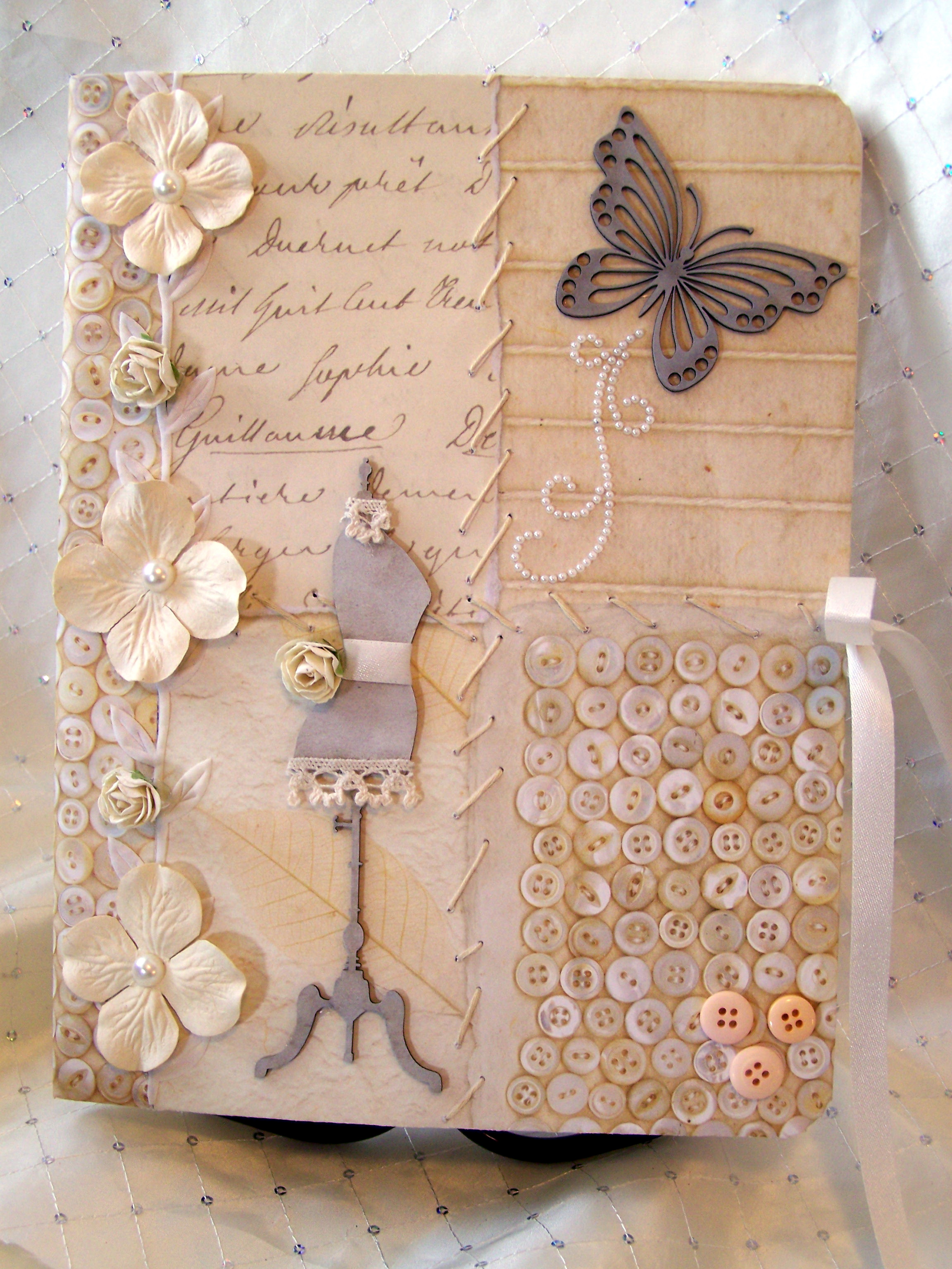 Shabby chic journal - Manualidades shabby chic ...