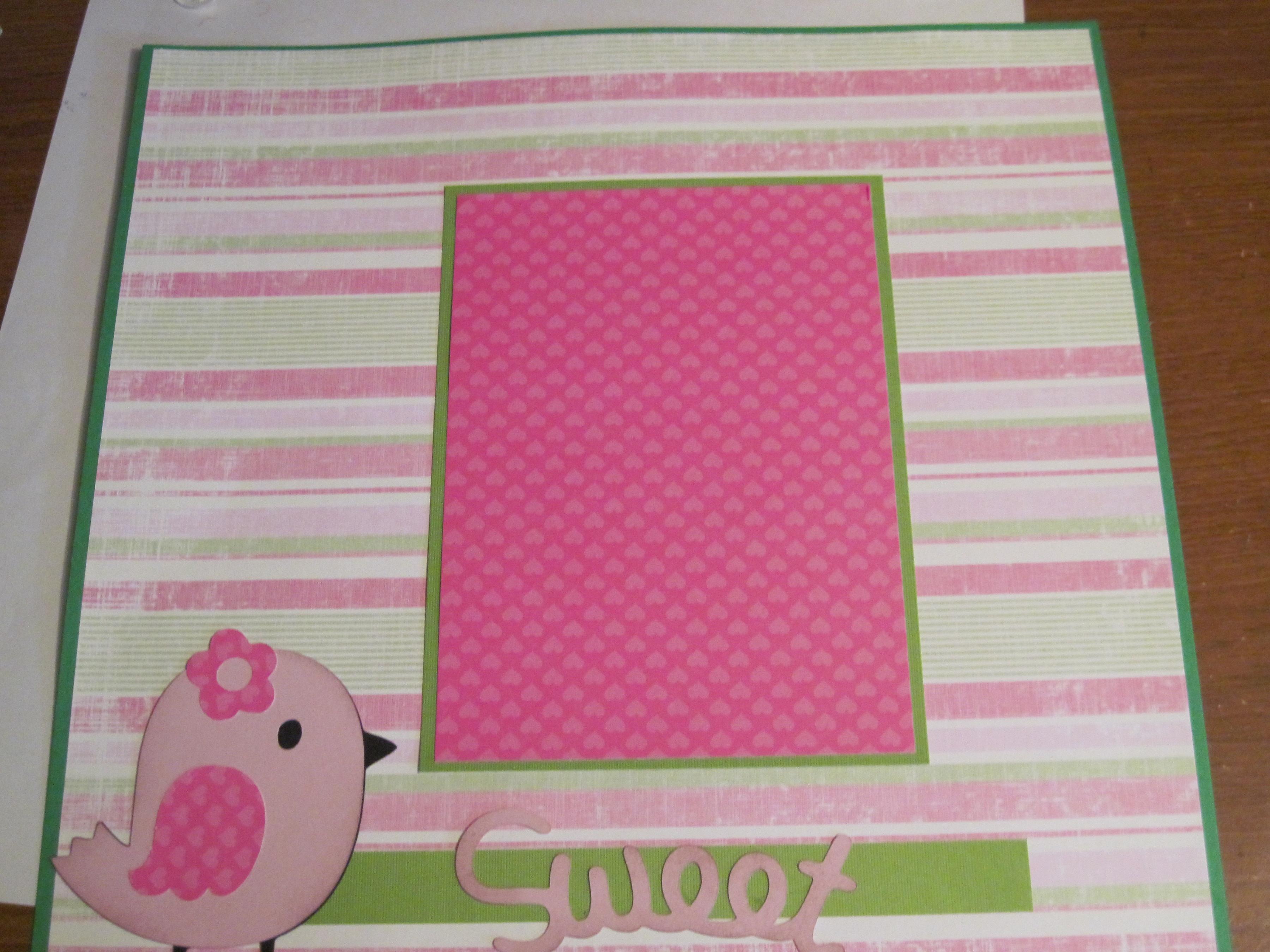 Scrapbook ideas using cricut - Scrapbook Layouts Using