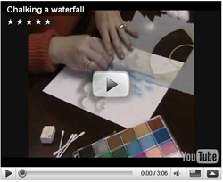 Technique: Chalking a Waterfall