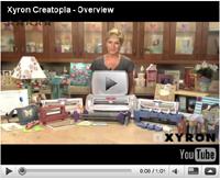 Xyron Creatopia Overview