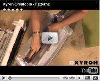 Xyron Creatopia Patternz