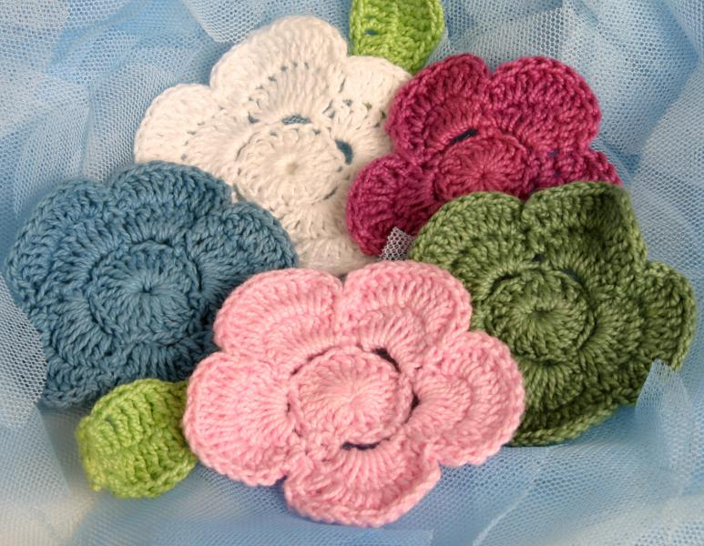 Youtube Crocheting For Beginners : YOUTUBE CROCHET FLOWER Crochet For Beginners
