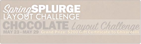 WEEK 4: Chocolate Challenge