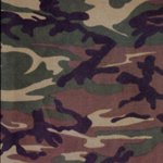 Creative Imaginations Patterned Paper - Green Camo