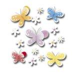 Jolee's Boutique - Fluttering Friends, CLEARANCE