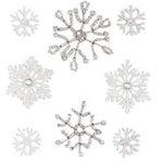 Jolee's Boutique - Snowflakes