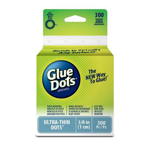 Glue Dots - Ultra Thin Dot Roll
