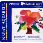 24 Watercolor Pencil Set