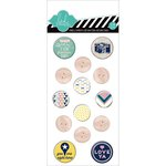 Heidi Swapp - Hello Today Collection - Memory Planner - Flair