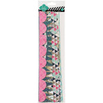 Heidi Swapp - Hello Today Collection - Memory Planner - Banner Delights - Glitter
