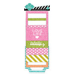 Heidi Swapp - Favorite Things Collection - Glitter Paper Frames