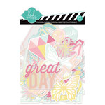 Heidi Swapp - Dreamy Collection - Ephemera Pack